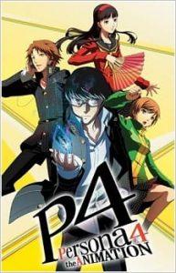 Persona 4 The Animation เพอร์โซน่า 4 พากย์ไทย